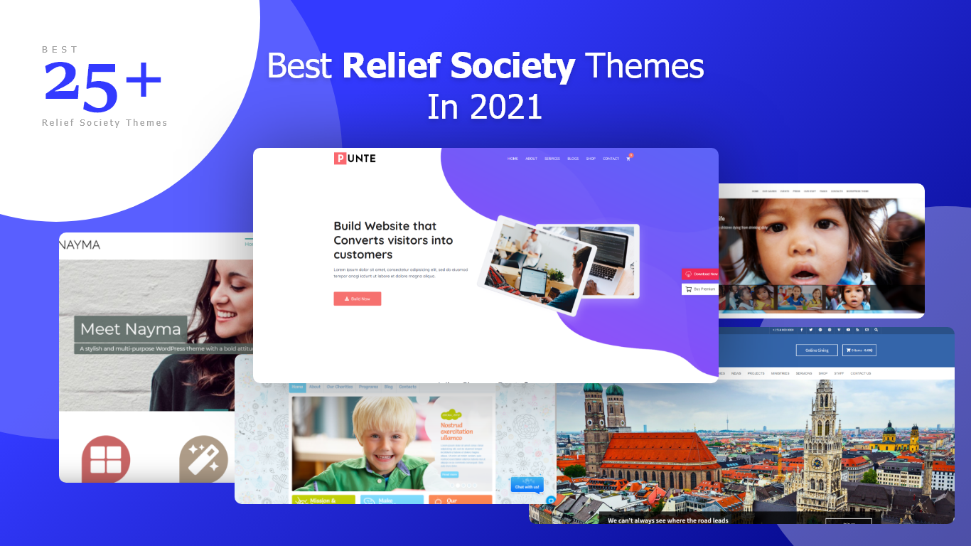 relief society themes